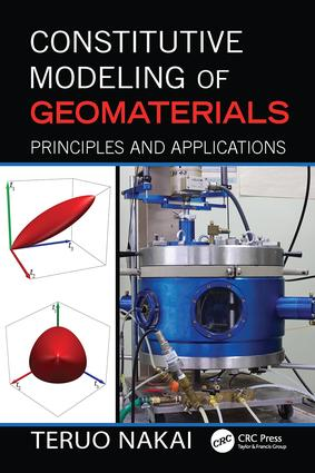 Constitutive Modeling of Geomaterials: Principles and Applications, 1st Edition (Paperback) book cover