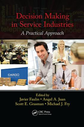 Decision Making in Service Industries