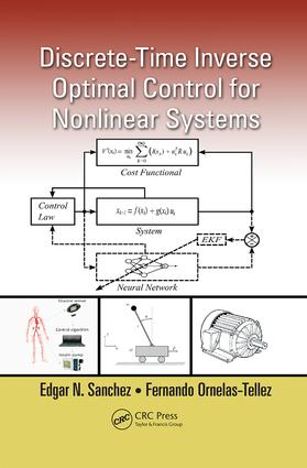 Discrete-Time Inverse Optimal Control for Nonlinear Systems: 1st Edition (Paperback) book cover
