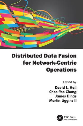 Distributed Data Fusion for Network-Centric Operations: 1st Edition (Paperback) book cover