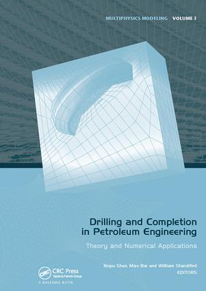 Drilling and Completion in Petroleum Engineering: Theory and Numerical Applications, 1st Edition (Paperback) book cover