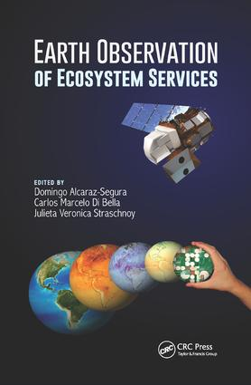 Earth Observation of Ecosystem Services: 1st Edition (Paperback) book cover