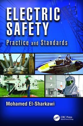 Electric Safety: Practice and Standards, 1st Edition (Paperback) book cover