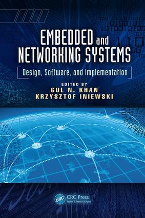 Embedded and Networking Systems: Design, Software, and Implementation book cover