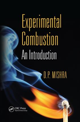 Experimental Combustion: An Introduction, 1st Edition (Paperback) book cover