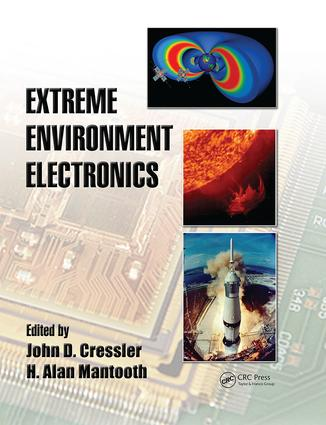 Extreme Environment Electronics: 1st Edition (Paperback) book cover