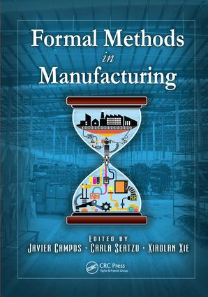 Formal Methods in Manufacturing book cover