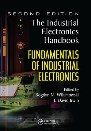 Fundamentals of Industrial Electronics: 1st Edition (Paperback) book cover