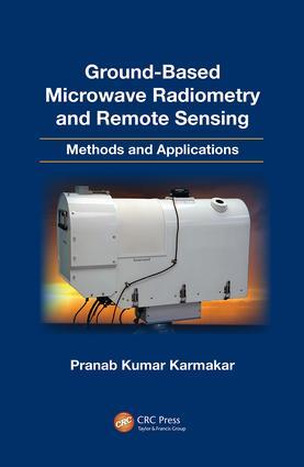 Ground-Based Microwave Radiometry and Remote Sensing