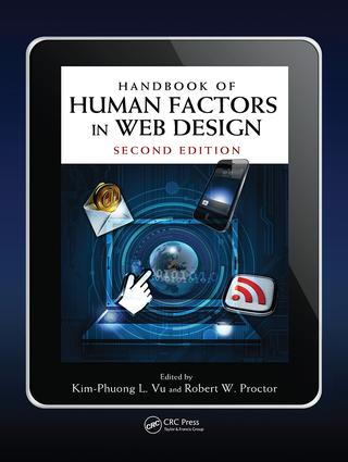 Handbook of Human Factors in Web Design: 2nd Edition (Paperback) book cover