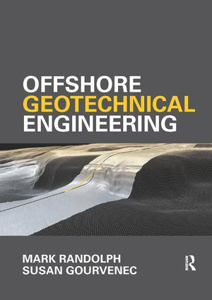 Offshore Geotechnical Engineering: 1st Edition (Paperback) book cover