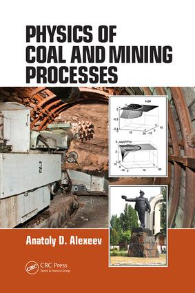 Physics of Coal and Mining Processes: 1st Edition (Paperback) book cover
