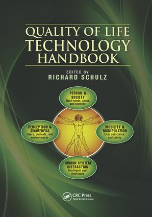Quality of Life Technology Handbook: 1st Edition (Paperback) book cover