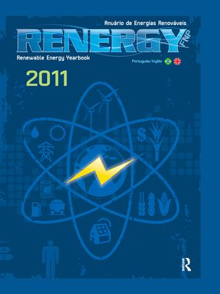 Renewable Energy Yearbook 2011: Renergy FNP, 1st Edition (Paperback) book cover