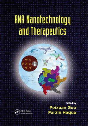 RNA Nanotechnology and Therapeutics: 1st Edition (Paperback) book cover