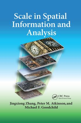 Scale in Spatial Information and Analysis: 1st Edition (Paperback) book cover