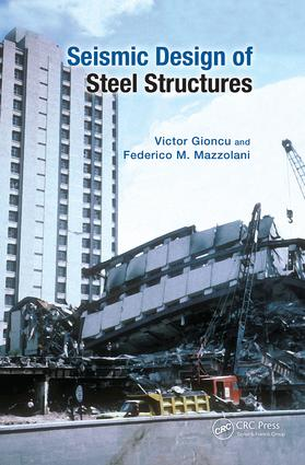 Seismic Design of Steel Structures: 1st Edition (Paperback) book cover