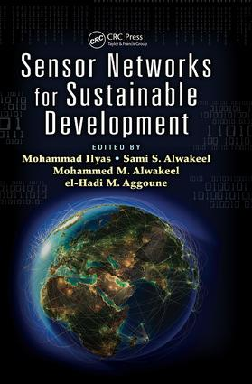 Sensor Networks for Sustainable Development: 1st Edition (Paperback) book cover
