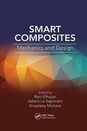 Smart Composites: Mechanics and Design, 1st Edition (Paperback) book cover