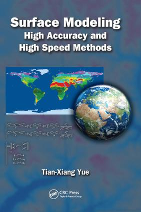 Surface Modeling: High Accuracy and High Speed Methods, 1st Edition (Paperback) book cover