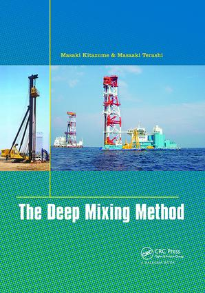 The Deep Mixing Method: 1st Edition (Paperback) book cover