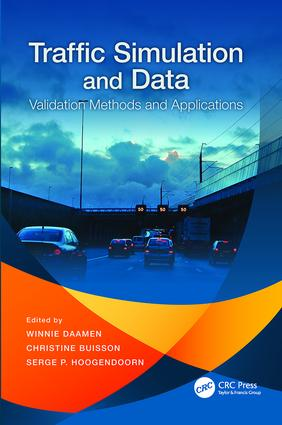 Traffic Simulation and Data: Validation Methods and Applications, 1st Edition (Paperback) book cover