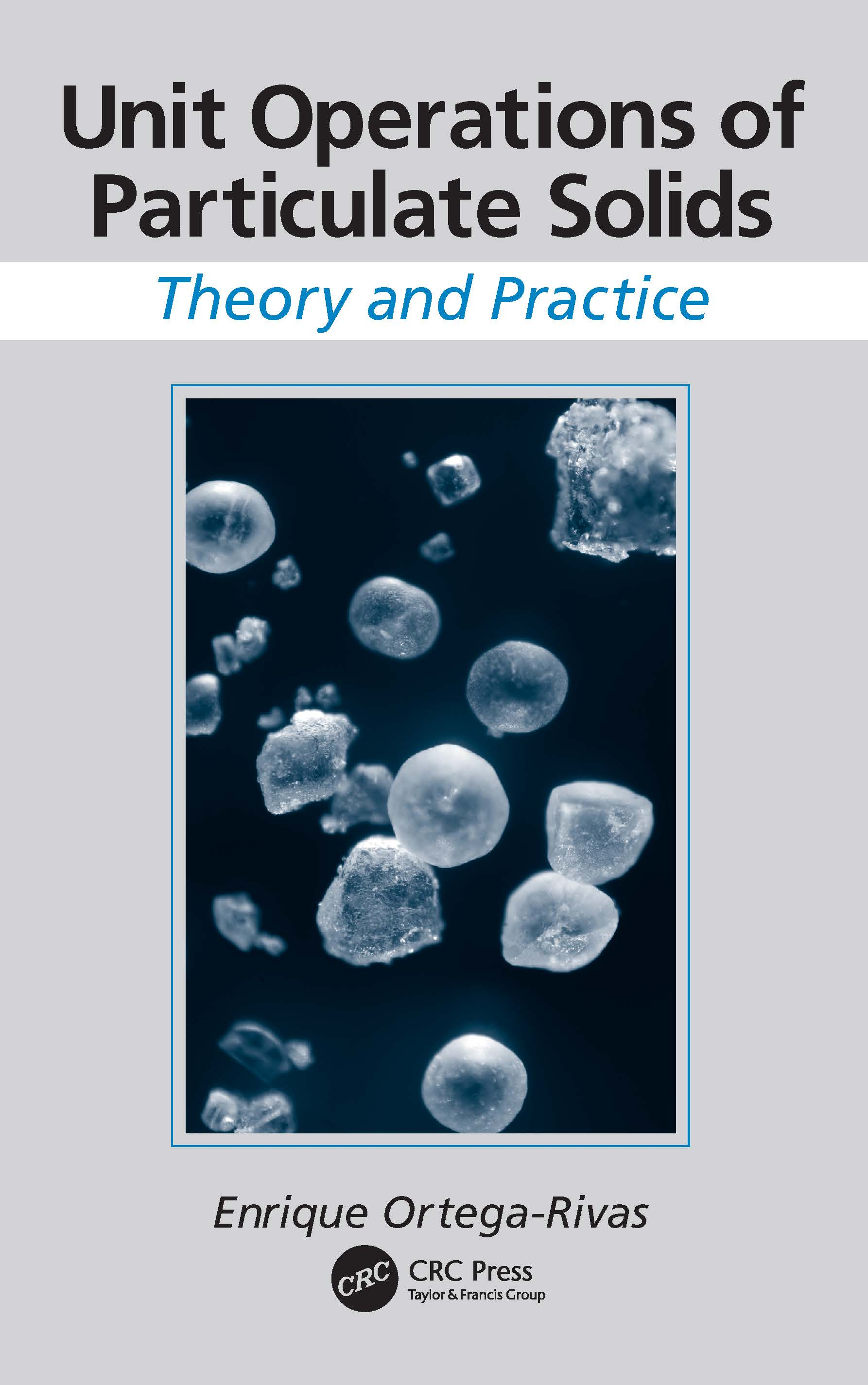Unit Operations of Particulate Solids: Theory and Practice, 1st Edition (Paperback) book cover
