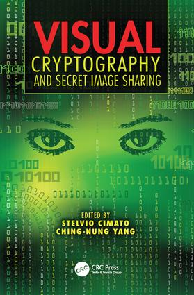 Visual Cryptography and Secret Image Sharing: 1st Edition (Paperback) book cover