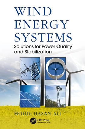 Wind Energy Systems: Solutions for Power Quality and Stabilization, 1st Edition (Paperback) book cover