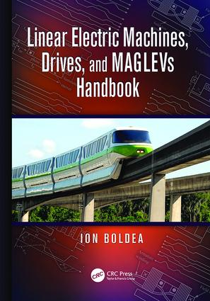 Linear Electric Machines, Drives, and MAGLEVs Handbook: 1st Edition (Paperback) book cover