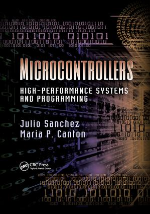 Microcontrollers: High-Performance Systems and Programming, 1st Edition (Paperback) book cover
