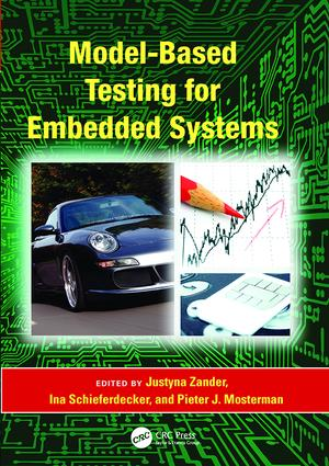 Model-Based Testing for Embedded Systems: 1st Edition (Paperback) book cover