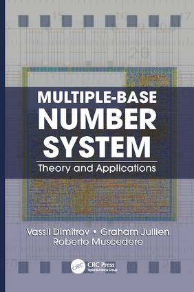 Multiple-Base Number System: Theory and Applications, 1st Edition (Paperback) book cover