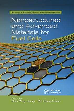 Nanostructured and Advanced Materials for Fuel Cells: 1st Edition (Paperback) book cover