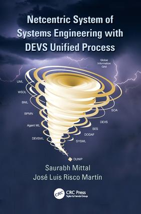 Netcentric System of Systems Engineering with DEVS Unified Process: 1st Edition (Paperback) book cover