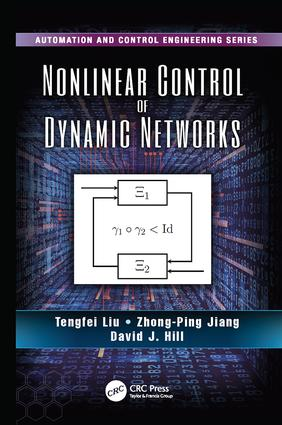 Nonlinear Control of Dynamic Networks: 1st Edition (Paperback) book cover