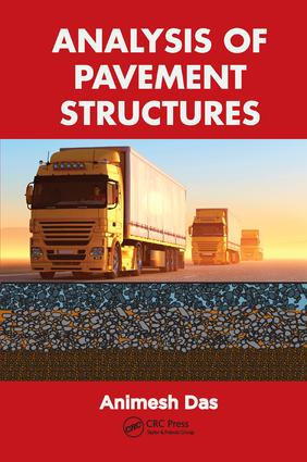 Analysis of Pavement Structures: 1st Edition (Paperback) book cover