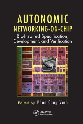 Autonomic Networking-on-Chip: Bio-Inspired Specification, Development, and Verification book cover