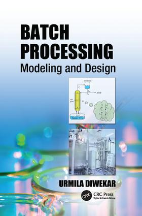 Batch Processing: Modeling and Design, 1st Edition (Paperback) book cover