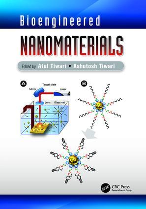 Bioengineered Nanomaterials: 1st Edition (Paperback) book cover