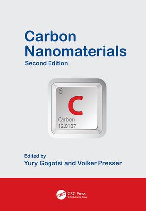 Carbon Nanomaterials: 2nd Edition (Paperback) book cover