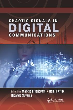 Chaotic Signals in Digital Communications: 1st Edition (Paperback) book cover
