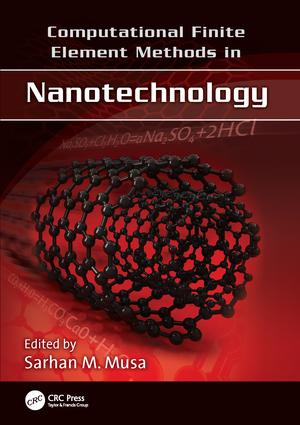 Computational Finite Element Methods in Nanotechnology: 1st Edition (Paperback) book cover