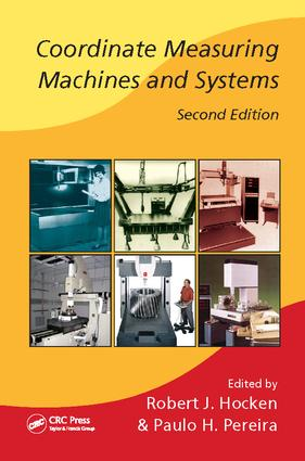 Coordinate Measuring Machines and Systems book cover