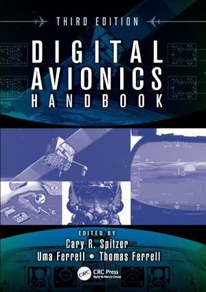 Digital Avionics Handbook, Third Edition: 3rd Edition (Paperback) book cover