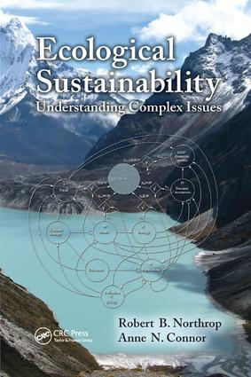 Ecological Sustainability: Understanding Complex Issues book cover