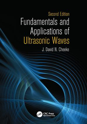 Fundamentals and Applications of Ultrasonic Waves: 2nd Edition (Paperback) book cover