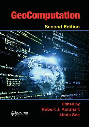 GeoComputation book cover