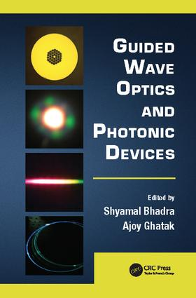 Guided Wave Optics and Photonic Devices: 1st Edition (Paperback) book cover