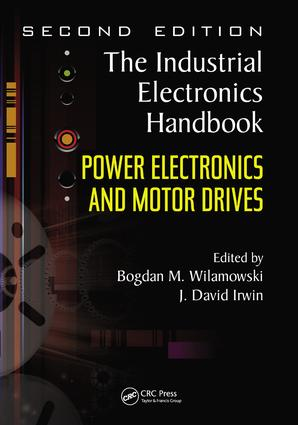Power Electronics and Motor Drives: 1st Edition (Paperback) book cover